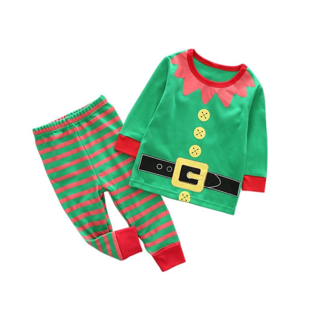 Fuibo Weihnachten Kinder Bekleidung, Kleinkind Kind Baby Boy Boy ...
