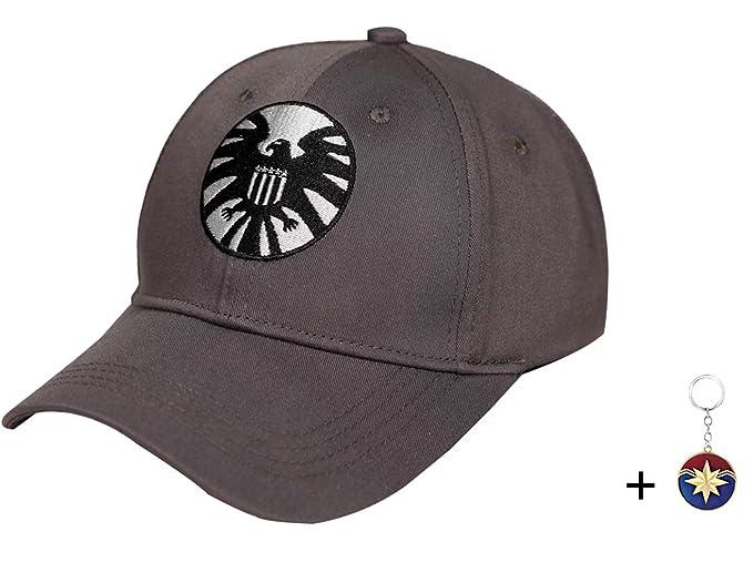 5f6aae7640b Amazon.com  Captain Marvel Hat