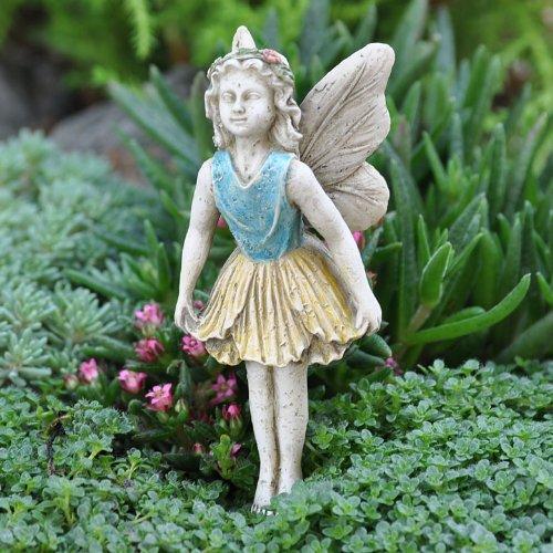 Miniature Fairy Garden Fairy Kimberly ()