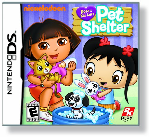 Dora and Kai-Lan's Pet Shelter - Nintendo DS ()