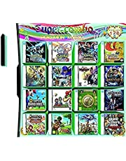 Nintendo 3ds Games Nintendo ds 208 in 1 Game ND S Game Card DS Game Compatible Super Group NDS DS 2D S New 3DS XL Game Cartridge for Nintendo ds
