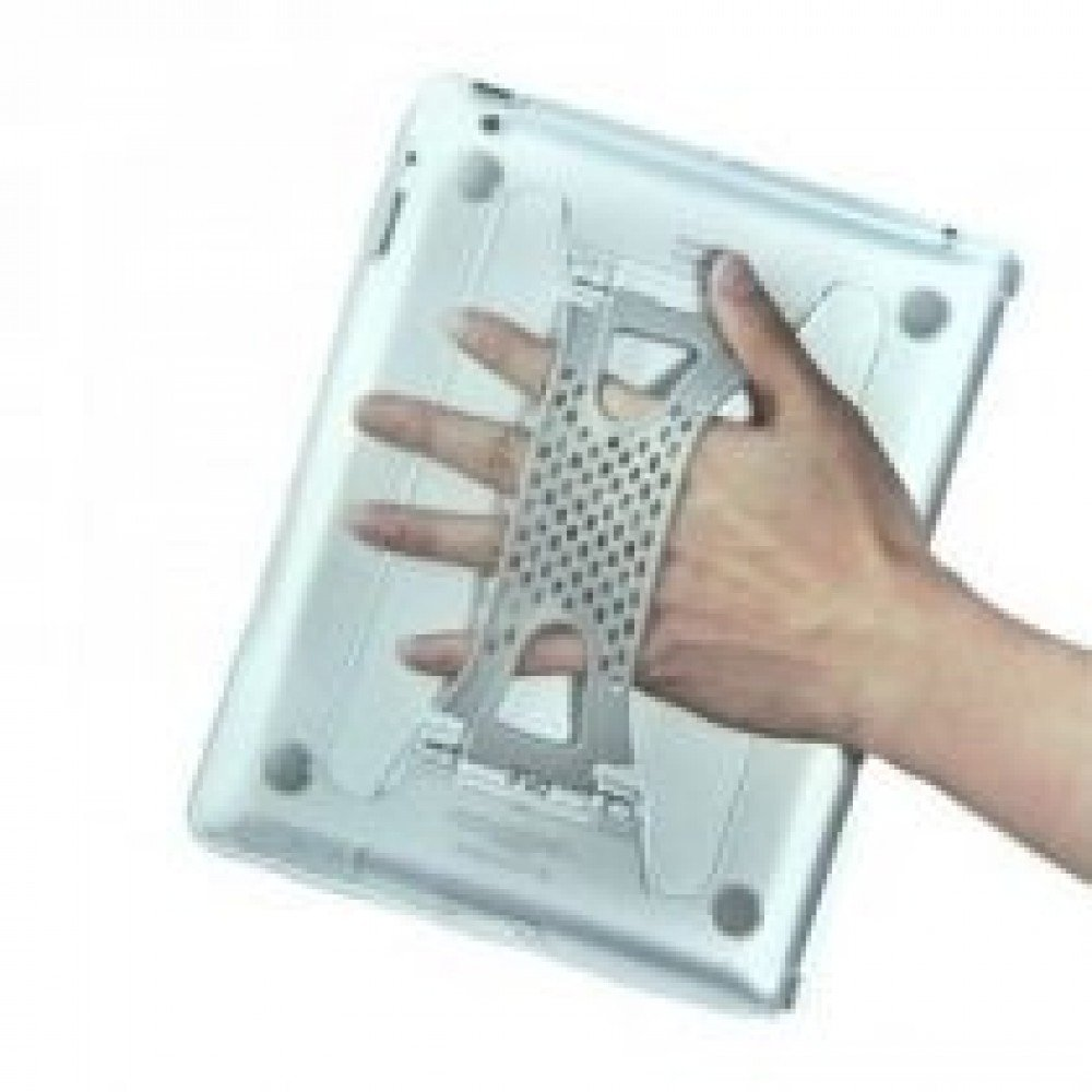 Encore ENZSUNTW-A3CLR Smart Cover Shell Case with Back Handle Camera Case, Transparent