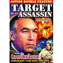 Action Double Feature: Target Of An Assassin (1976)/The Capetown Affair