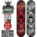 ダークスター DARK STAR スケボー デッキ VINTAGE SL DECK[7.5インチ]NO77
