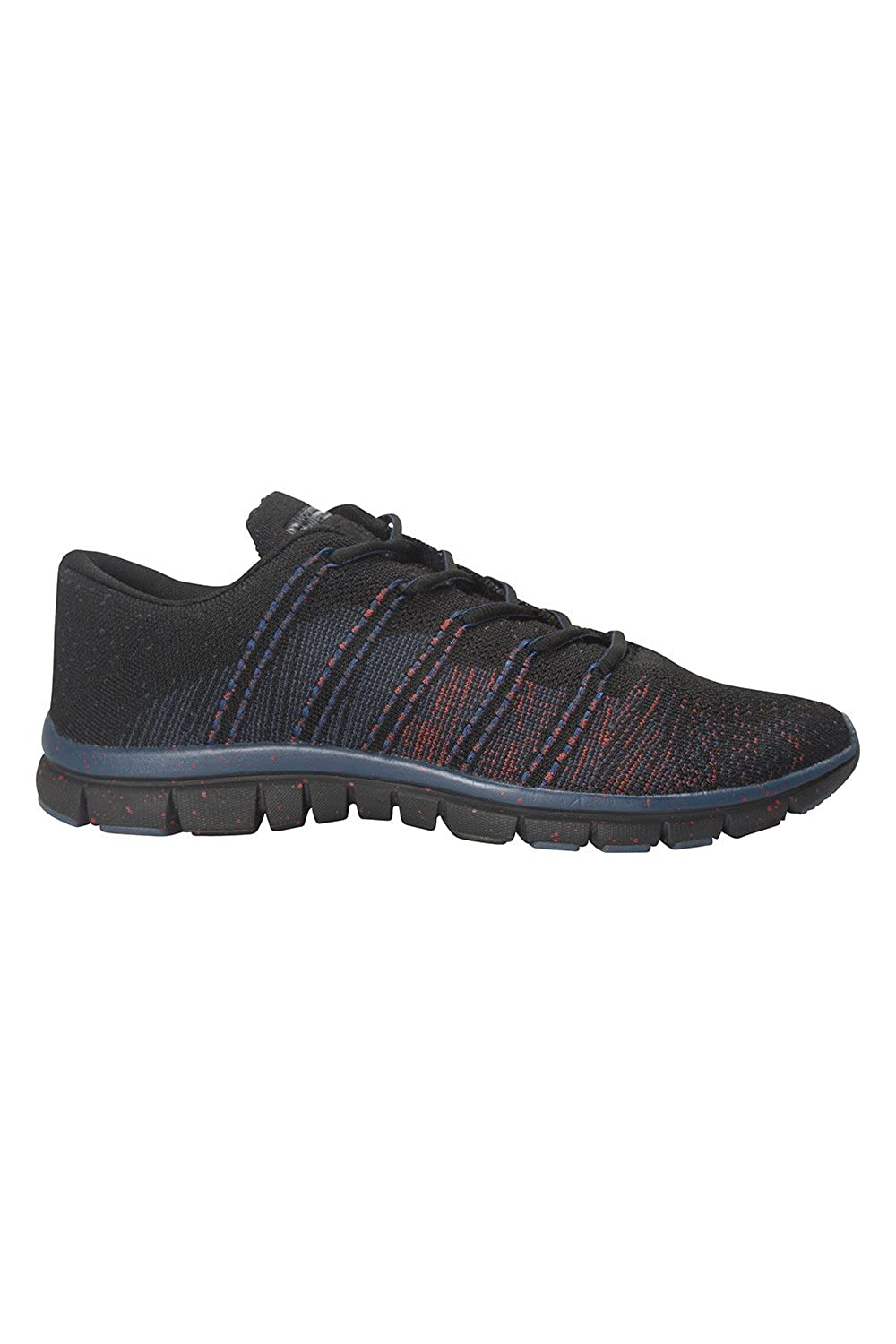 Mountain Warehouse Pronto Mens Sneakers - Durable & Breathable Synthetic &  Mesh Upper with Mesh Lining, Rubber Outsole - A Solution for Fast Paced ...