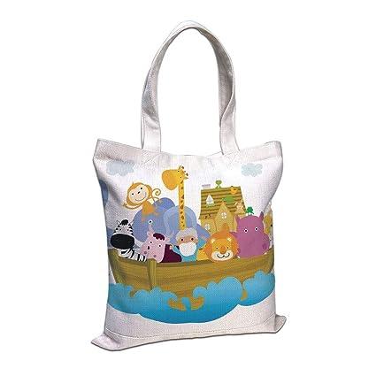 3a3d271feb21 Amazon.com  iPrint Cotton Linen Tote Bag