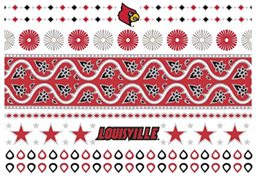 Lulu DK Louisville Cardinals Jewelry Flash
