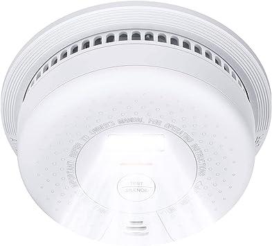 X Sense Smoke Alarm With Escape Light SD01 10