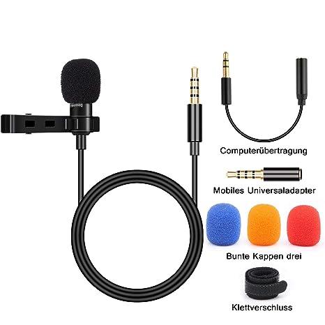 Speed Link compacto corbata Micrófono: Amazon.es: Instrumentos ...
