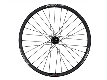Aurora Racing 27.5er carbono ruedas MTB bicicleta Clincher Tubeless Ready 25 mm profundidad 35 mm