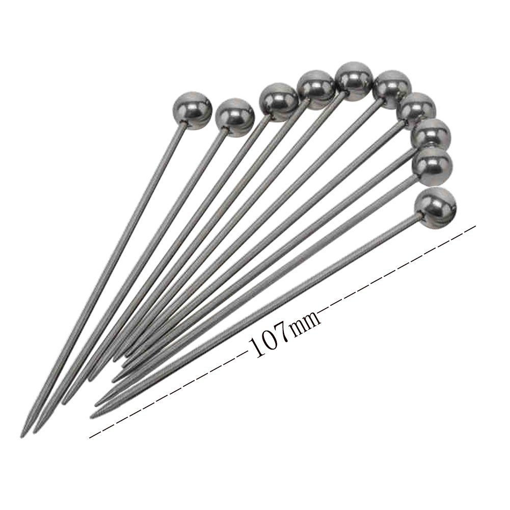A ROOS Fruit Stick Cocktail or Martini Picks Pack of 10 COMIN18JU067258