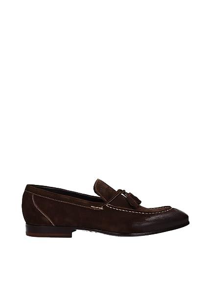 La Martina - Mocasines para hombre, color, talla 44 EU: Amazon.es: Zapatos y complementos