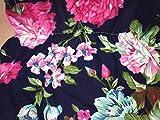 Toptim Baby Girls Floral Pom Romper Summer Jumpsuit