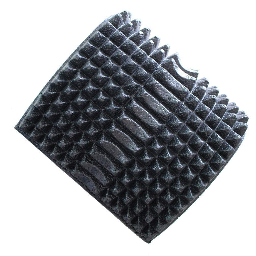 Tbagem-Yjr Massage Abdominal Mat Sit Up Pad, Fitness Muscle Strength Yoga Training Body Stretching