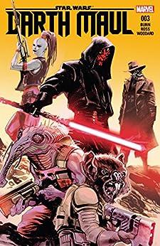Star Wars: Darth Maul (2017) #3 by [Bunn, Cullen]