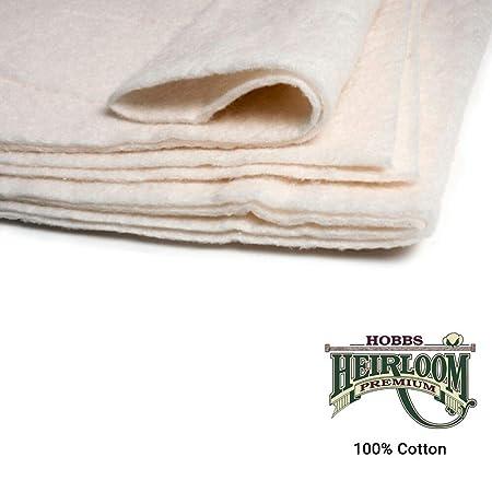 Hobbs Premium - Rollo de Papel de algodón 100% Natural, 241 cm de ...