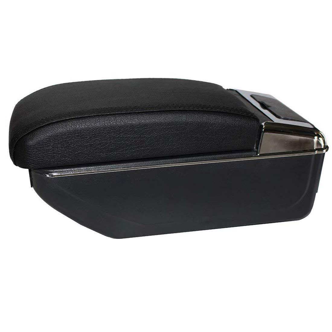 Per MINI COOPER COUPE Scatola braccioli Console di stoccaggio con posacenere e portabicchieri
