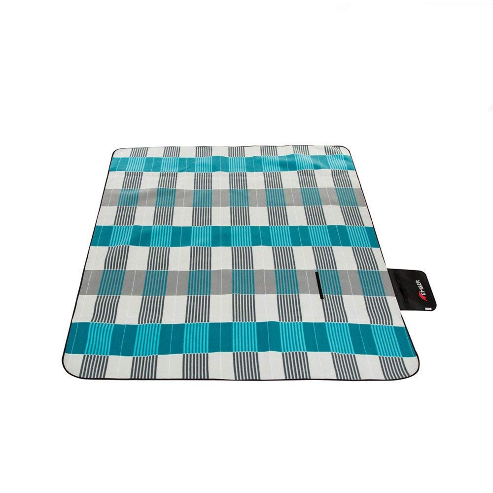 ピクニック毛布 屋外キャンプオックスフォード布ピクニック厚い防水ポータブル折り湿気パッドテントマットピクニック布   B07RXB5M2P