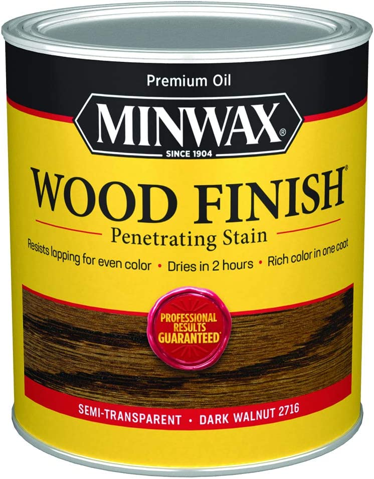 Minwax 70012444 Wood Finish Penetrating Stain