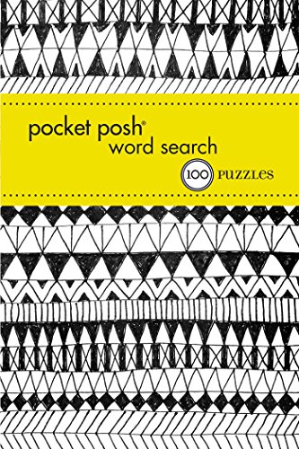 Pocket Posh Word Search 11: 100 Puzzles (Pocket Posh Word)