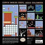 Super Mario Bros.™ 2018 Wall Calendar (retro art): Art from the Original Game