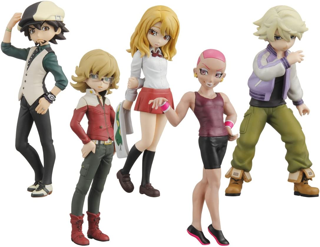 Some reservation Under blast sales Half Age Characters Tiger Bunny Japan Box Import Vol.1