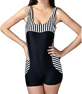 Aqua Sphere Cara Ladies Swimming Costume High Back Design For Women