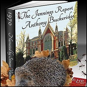 The Jennings Report Audiobook
