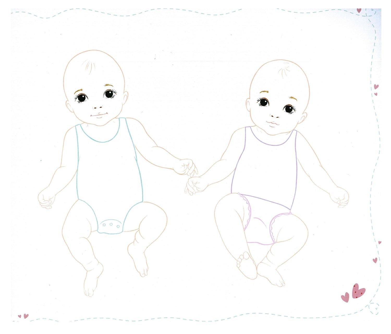 Depesche Livre de coloriage 5418 pour cr/éer Votre Propre Chien Mannequin