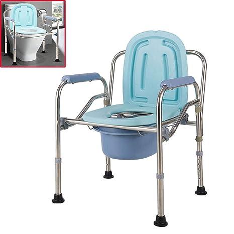 Commode Chair ALY® Silla Cómoda para Personas Mayores ...