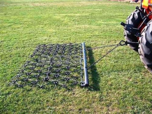 Chain Harrow 10' x 4' Variable Action Drag