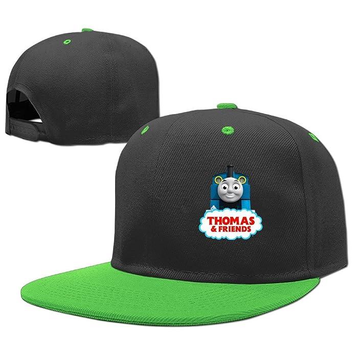 74721922 Thomas The Tank Engine & Friends Youth Flat Brim Baseball Cap Boys ...
