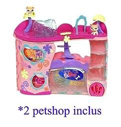 Commentaires en ligne littlest petshop 94629 poup e le salon de toilettage - Le salon de toilettage petshop ...