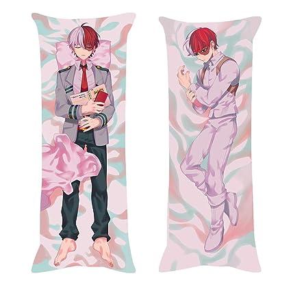 Amazon Com Bowinr My Hero Academia Throw Pillowcase 150cm