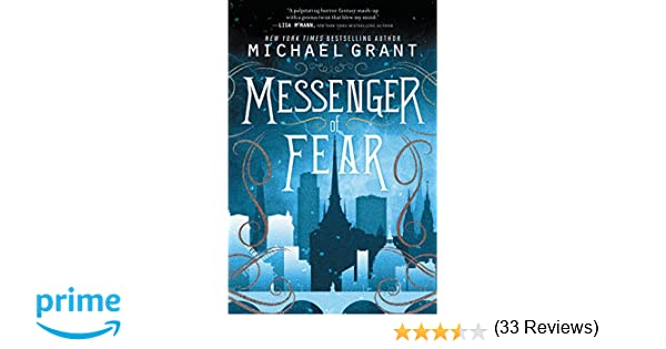 Amazon messenger of fear 9780062207418 michael grant books fandeluxe Choice Image
