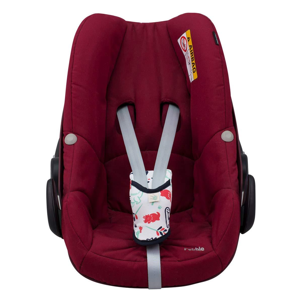 Janabeb/é Protecteur de harnais de entrejambe pour enfants 0 /à 3 ans BLACK STAR
