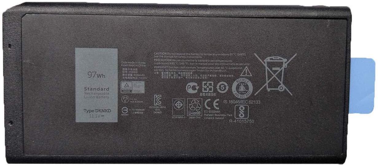Bateria DKNKD 11.1V 97Wh 8550mAh Dell Latitude 14 5404 7204