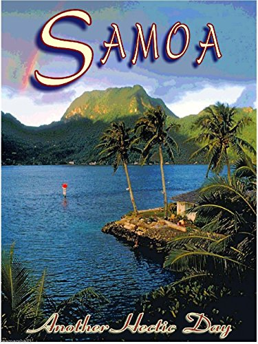 American Samoa Islands Island United States America Travel