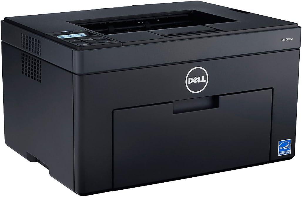 Dell Computer c1660w Wireless Color Printer