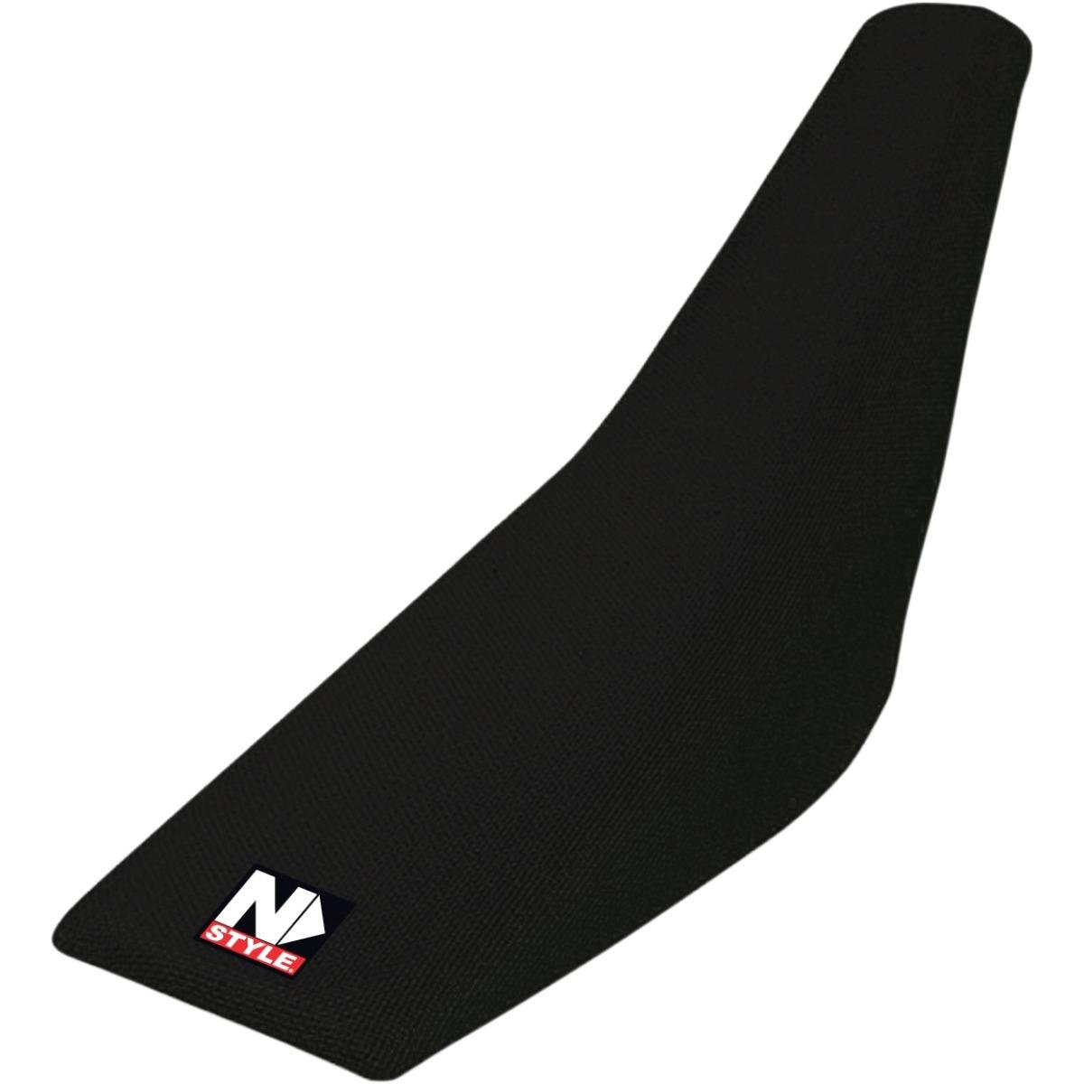 N-Style All Trac 2 Full Grip Seat Cover - Yamaha PW50 1989-2009, 2012 - Black - N50-469