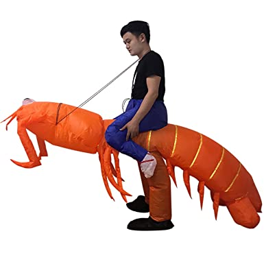 Inflatable Ride Me Big Mantis Shrimp Blow Up Funny Party Fancy Cosplay Costume Toy  sc 1 st  Amazon.com & Amazon.com: Inflatable Ride Me Big Mantis Shrimp Blow Up Funny Party ...