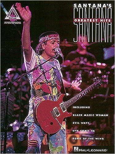 Santana's Greatest Hits (Songbook) by Santana (1996-10-01)