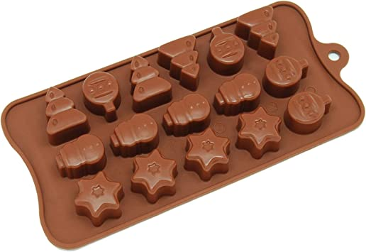 NATIVITY SCENE MOLD chocolate candy molds