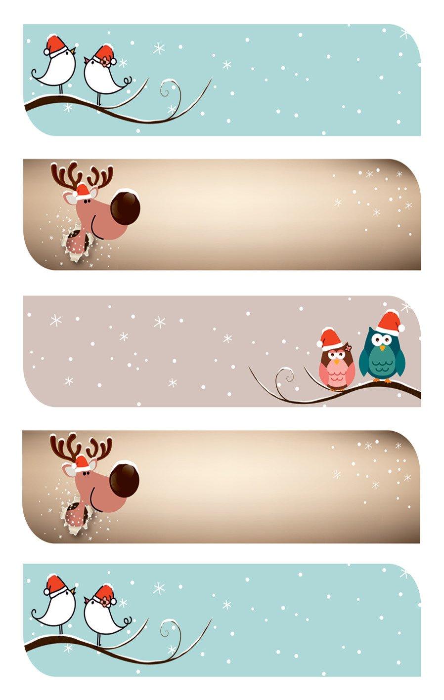 etiqueta de regalos