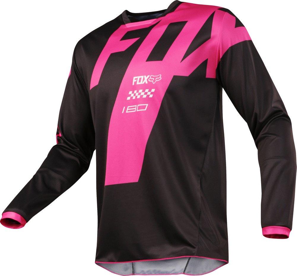Fox Racing 2018 180 Mastar Jersey-Black-XL