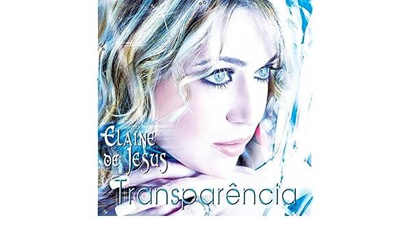cd mp3 elaine de jesus transparencia