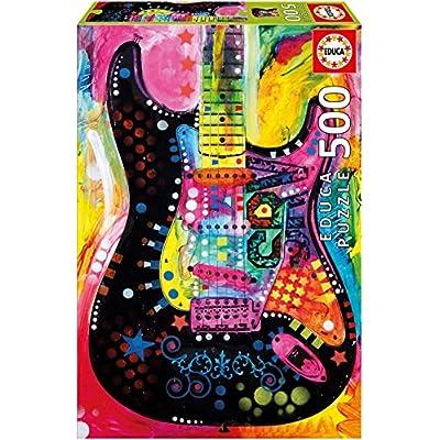 Educa Borras 500 Lenny Strat Dean Russo Puzzle Colore Various 17643