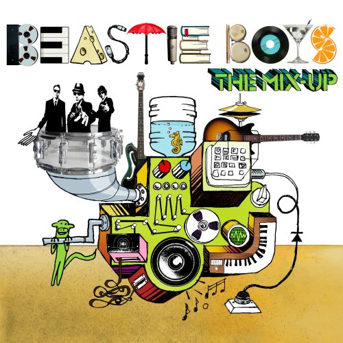 Beastie Boys Instrumentals - The Mix-Up