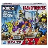KRE-O Transformer Dinobot Charge