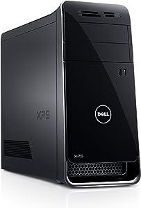 Dell XPS 8900 Intel Core i7-6700 X4 3.4GHz 16GB 2TB Win10,Black(Renewed)